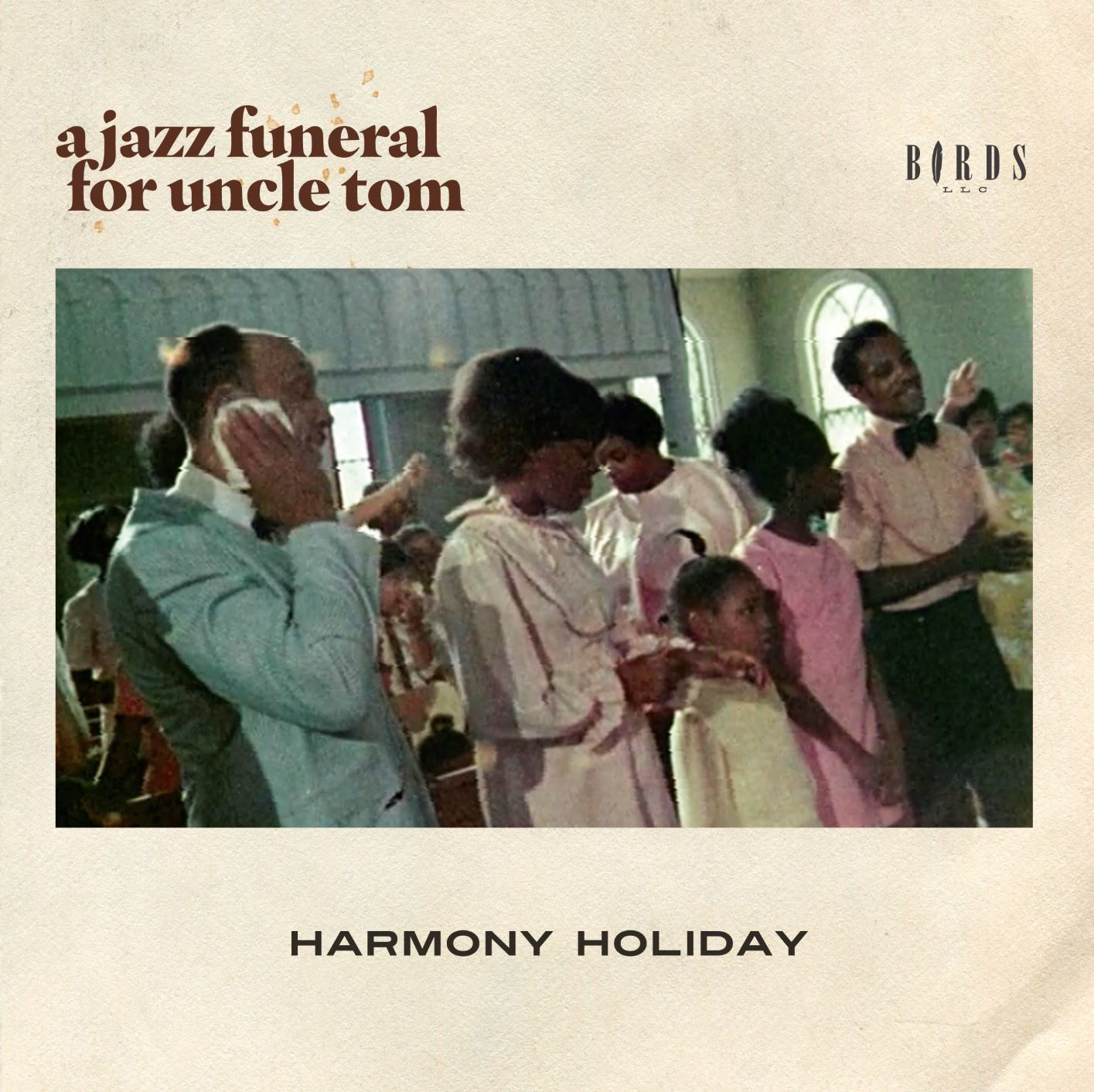 Jazz Funeral For Uncle Tom 01