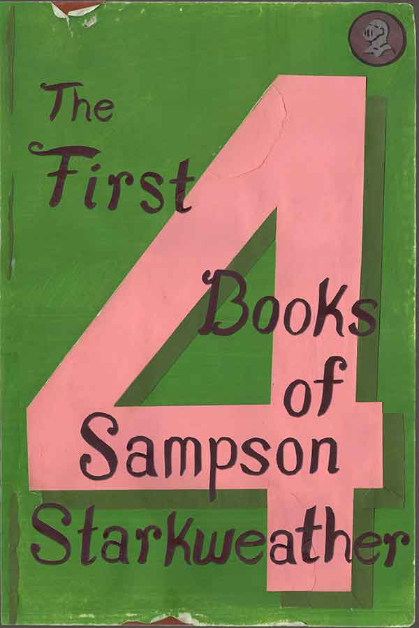 The First 4 Books of Sampson Starkweather