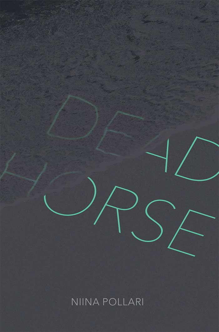 The front cover of Niina Pollari's Dead Horse Green Edition